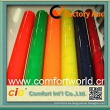 China buena calidad Flexible transparente PVC hoja suave