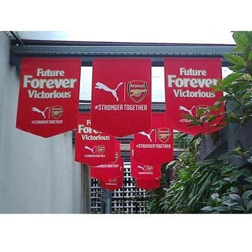 Event und Backstroke Bunting Pennant Party Flags