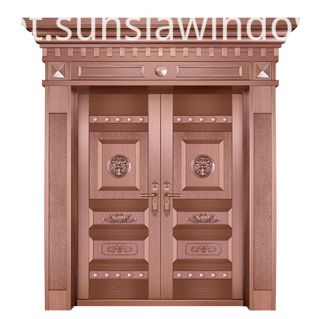 copper door 3