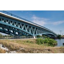Truss Steel Structures Portable Metal Construction Bridge