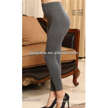 plain knitting women pure Cashmere legging