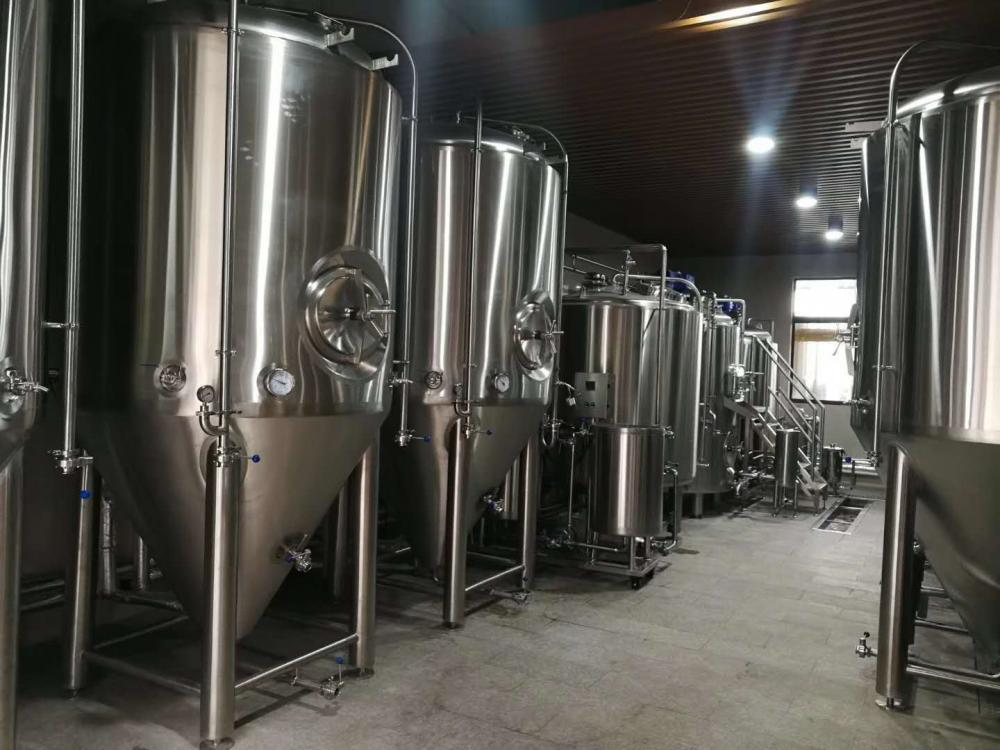 500l Brewery