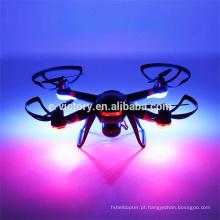 Novos brinquedos para criança 2,4 G 3D quadcopter do rc com a brinquedos câmera HD câmera RTF quadcopter