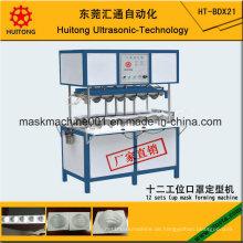 Halbautomatische Cup-Maske, die Maschine bildet