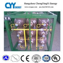 Offshore-Sauerstoff-Stickstoff-Argon-Gas-Zylinder-Rack
