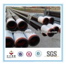 Tubos de 2013 alta calidad API 5L de acero sin costura para gas/aceite/agua