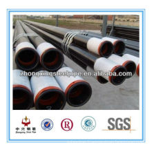 2013 high quality API 5L seamless steel Pipes for gas/oil/water