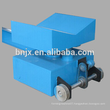 High quality. 12Tons hydraulic steel coil decoiler for sale