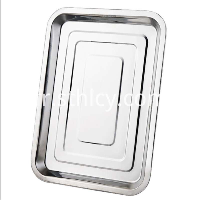 Barbecue with stainless steel plate 2cm deep