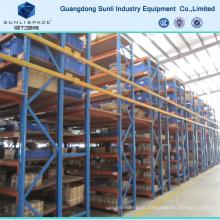 Cremalheira de aço do assoalho de mezanino do Decking da multi prateleira com GV / ISO