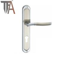 Zinc Alloy Plate Door Handle TF 2519