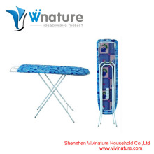 The new 2014 folding wooden ironing board