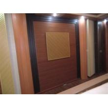 Hotel Hall Wall Panel Decoration, WPC Wood Wall Board