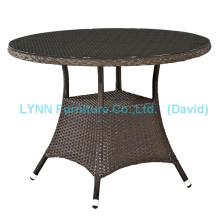 Wicker Furniture Round Coffee Table Rattan Table