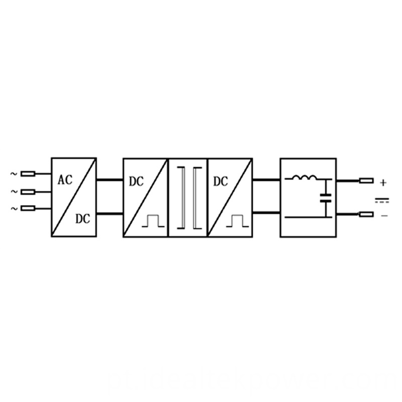 Mtp Dc Power Supply Block Diagram