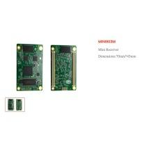 MINI cartão de recepção de display led