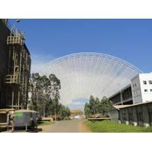 Bolzen-Kugel verbindet Kohlenfeuer-Kraftwerk-Raum-Rahmen-Stahlkonstruktion