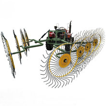 Hot Sale Tractor Hay Rake Spike Rake for Tractor China Supper Supplier