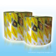 Zhongxing Factory Price Roll Packaging Film