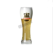 Manufacture Hand Made Beer Glass Bottle for Wholesaler