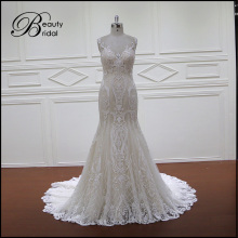 Promotion Applique Evening Party Prom Bridal Wedding Dress