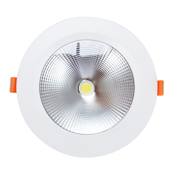 Empotrable Downlight 30W COB Led Downlight