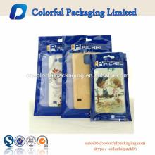 Embalagem da caixa do telefone móvel do saco da folha de alumínio do saco de plástico