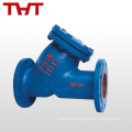 China factory DN50-600mm buy cast iron Flange canning strainer