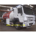 12 MT Dongfeng Propane Tanker Trucks