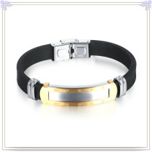 Silicone Bracelet Silicone Wristband for Rubber Bracelet (LB504)