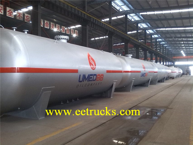 60 CBM Ammonia Storage Tanks