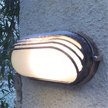 Lámpara de pared impermeable para exteriores de 9W Wall Light