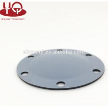 Custom nonstandard fabric reinforced rubber diaphragm