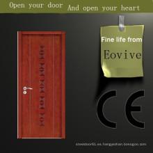 Fotos de puerta de madera de acacia de alta calidad