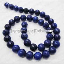 Lapis lazuli grânulos redondos / 4mm / 6mm / 8mm / 10 / mm / 12mm grau A
