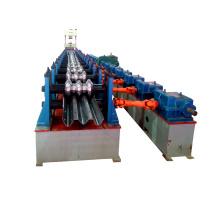 Gear Box Highway Guardrail Galvanizado W Beam Making Máquina formadora de rollos