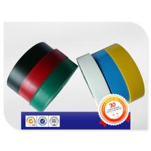 Ruban d'isolation auto-adhésif en PVC coloré