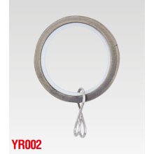 Aluminium Curtain Rod Ring