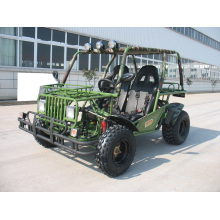 200cc Hammer Style Green Go Kart for Adult (KD 200GKH-2)