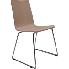 Stackable Metal Bentwood Dinig chaises à vendre / Bistro Bentwood Chair (FOH-RC5)