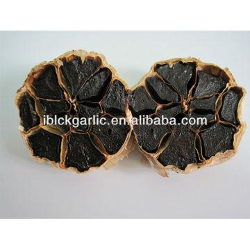 black garlic purely natural, healthy and green food