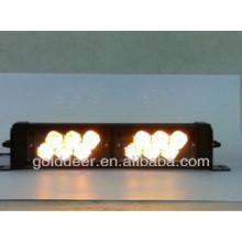 Янтарный строб чрезвычайных 12V тире светодиодные фонари (SL761)
