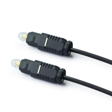 1.5m Digital Optical Fiber Audio Cable Toslink Cable Od2.2mm