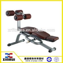 corpo de máquina de ginásio commerical crunch Bench