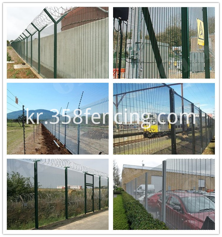 Anti-theft 358 Fencing
