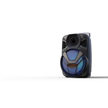 2020 elegante alto-falante portátil bluetooth com microfone