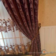 2015 venda quente real e modelo cortina de cortina simples cortina cortina de algodão