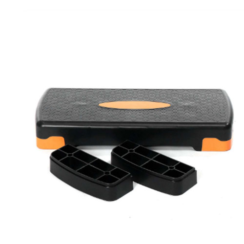 PP Material Rehabilitation Exercise Home Adjustable Step Height Aerobic Stepper Fitness Steps Board