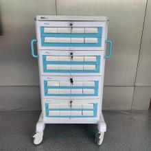 Abnehmbarer Medikamentenkassetten-Transferwagen