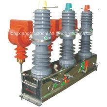 Outdoor High Voltage Vacuum Circuit Breaker (ZW32)